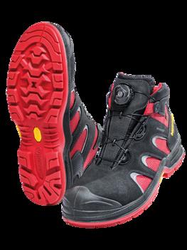 102332 BOA Seguro high SI Schuhe S3