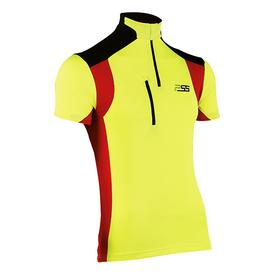 PSS Xtreme Skin Shirt kurzarm gelb rot