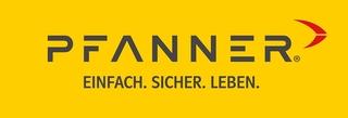 Pfanner Logo Gelb