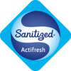 Sanitized Actifresh Logo