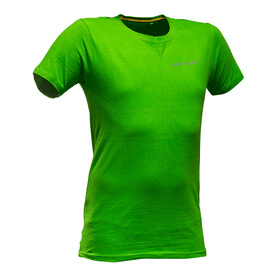 Pfanner Carbon TShirt lime green