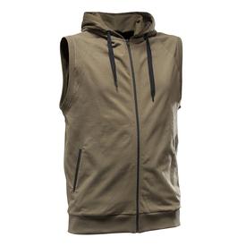 Pfanner Hooded Zipp Body waldgruen 1