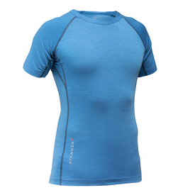 Pfanner Merino Tencel Shirt Kurz blau 1