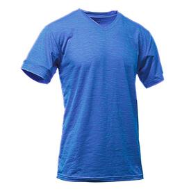 Pfanner Skin Dry V Matic Shirt kurzarm blau 1