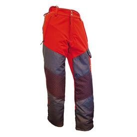 Pfanner Gladiator Keprotec Schnittschutzhose rot 1