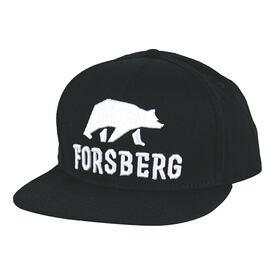 FORSBERG Cap mit 3D Logo 1